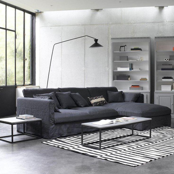 17 best images about meubles et d co la redoute on pinterest armoires meta - Canape la redoute am pm ...