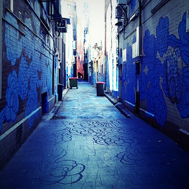 Sydney Chinatown alleyway (via Instagram)