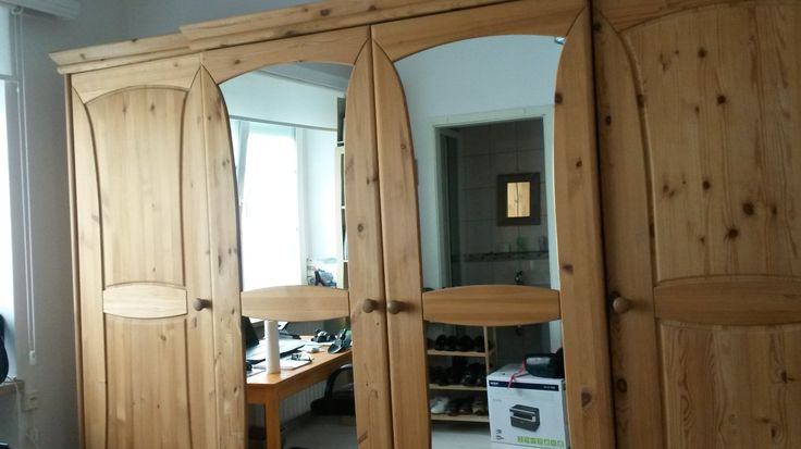 Massive wooden wardrobe for sale - For Sale - Classifieds - Luxembourg - Angloinfo