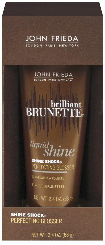 john frieda brunette glosser
