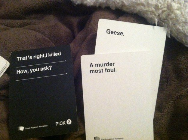 """It also knows puns. 