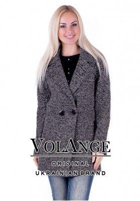 d1052cb4e1928 Женское короткое пальто VOL ange Каприс | 1 | Coat и Jackets