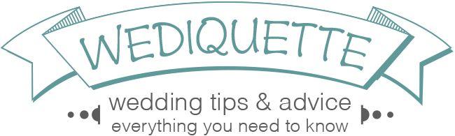 Wediquette - Wedding Invitation Etiquette | Invitations by Dawn