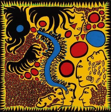 yayoi kusama paintings - Google Search