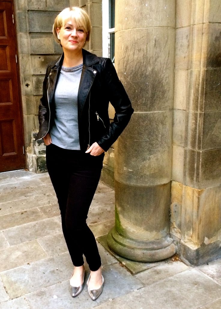 Midlife Clubbing And Concerts What To Wear Leather