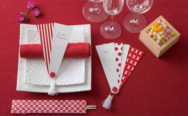 和風ポップウェディング | 手作り結婚式のススメ 幸せのたね。