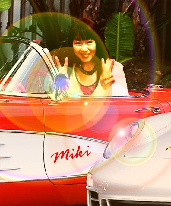 Miki Corvette