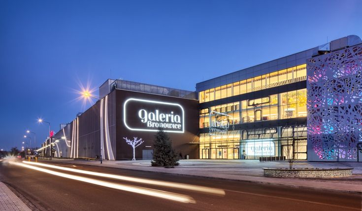 Galeria Bronowice - Interiors and Facade | Bose Architects