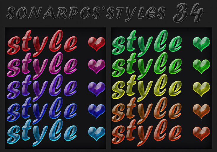 Sonarpos'styles 34 by sonarpos on DeviantArt