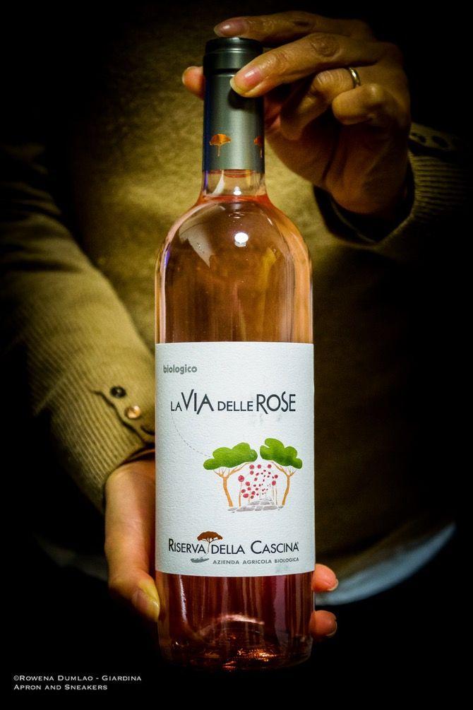 Riserva della Cascina Winery in Rome, Italy