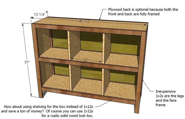 14 best nightstand plans images on pinterest furniture for Bookshelf chair plans