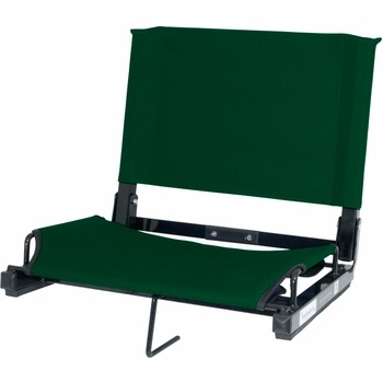 "Patented ""StadiumChair"" Stadium Seat - For all those days in the bleachers."