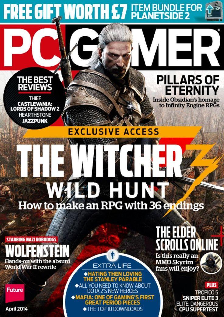 Image result for pc gamer magazine