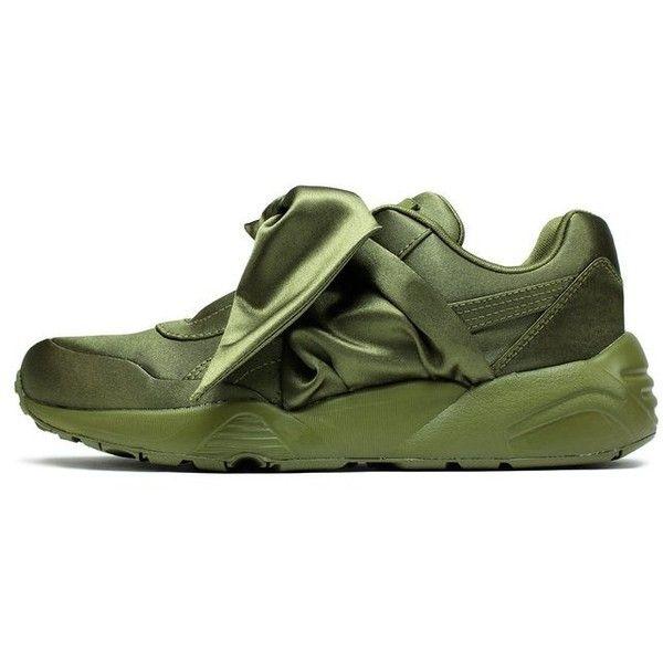 puma shoes green women s