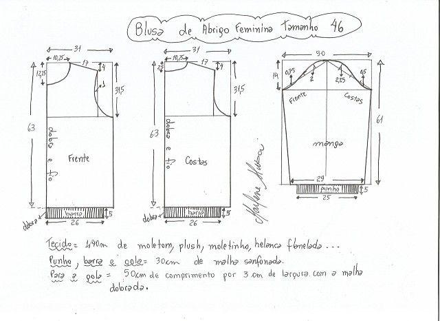 Сшить свитшот своими руками выкройка простая (Шитье и крой) | Журнал Вдохновение Рукодельницы