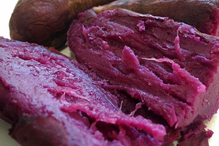 How To Cook Purple Sweet Potato: Recipe & Nutrition Benefits