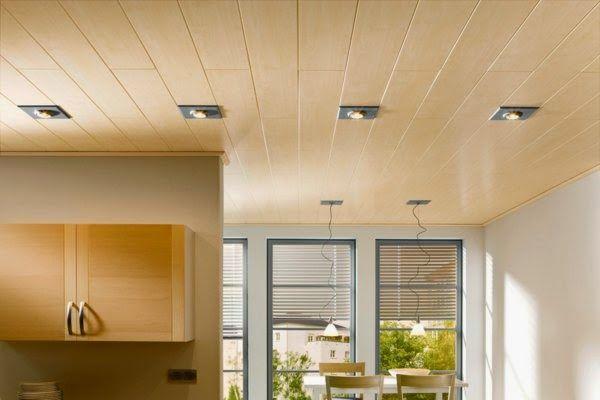 Confira 20 inspirações de ambientes que usam o forro de pvc. Veja as vantagens e dicas de usar esse ipo de revestimento na sua casa.
