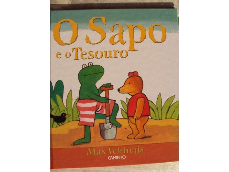 o-sapo-e-o-tesouro by sandracristinasantos via Slideshare