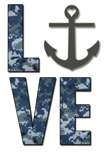 LOVE Navy - Help Us Salute Our Veterans by supporting their businesses at www.VeteransDirectory.com, Post Jobs and Hire Veterans VIA www.HireAVeteran.com Repin and Link URLs