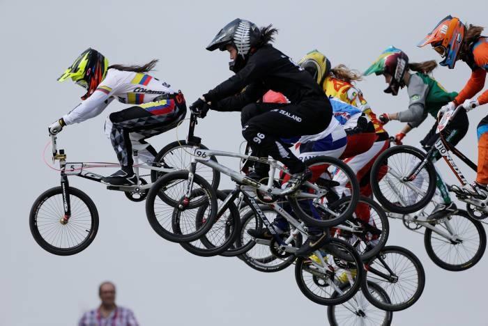 Mariana Pajón Londres 2012. BMX Bicycles Love Girls. http://bicycleslovegirls.tumblr.com/