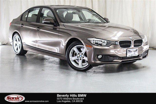 Certified 2014 BMW 320i Sedan in Los Angeles