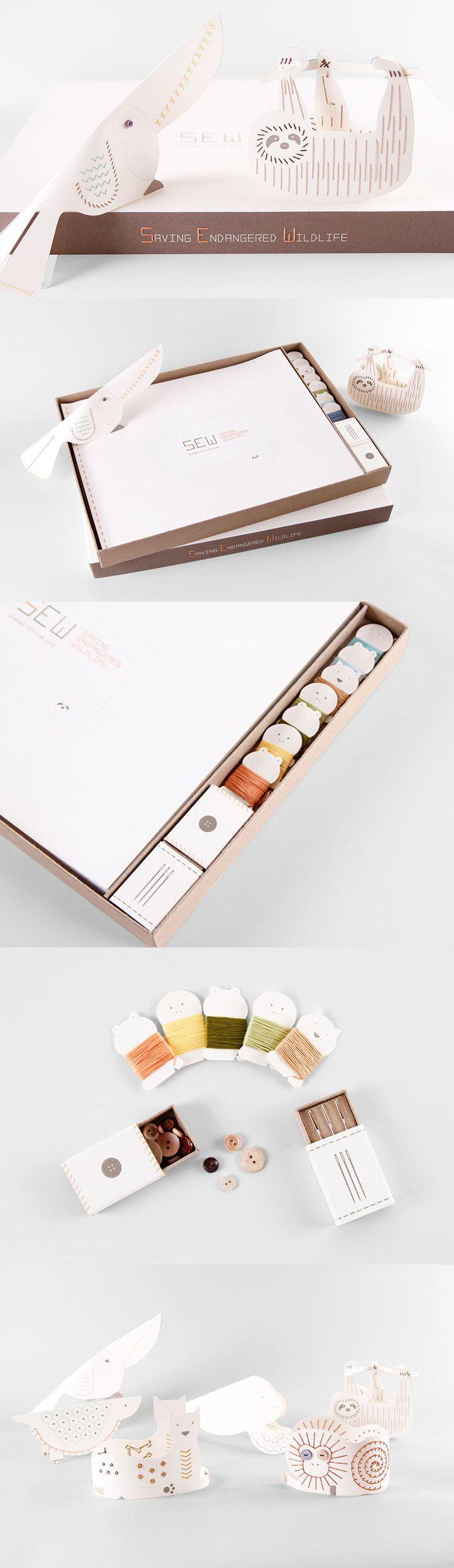 .Too cute packaging PD