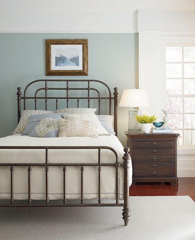 metal beds - Thomasville Bedroom Furniture