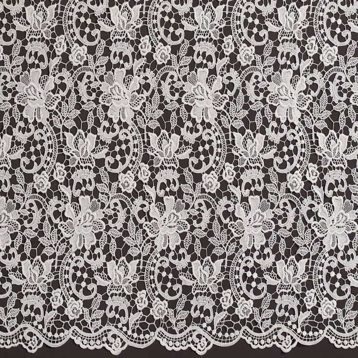 Guipure Lace Light Ivory