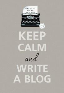 Bloggen ist super!