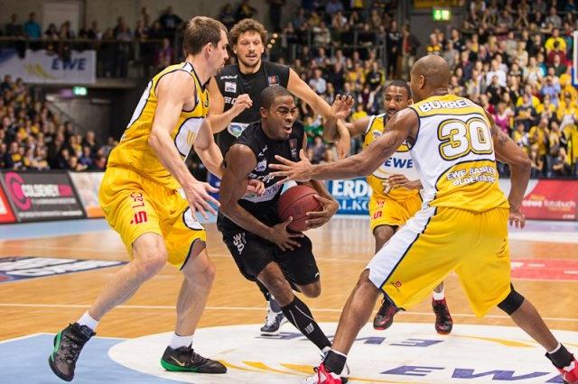 EWE Baskets Oldenburg - BBC Bayreuth