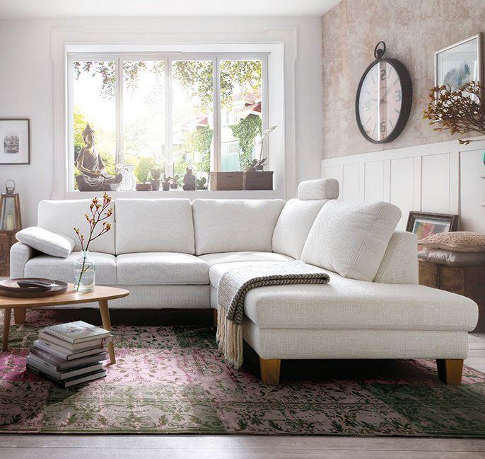 25 Beste Idee N Over Sofa Landhausstil Op Pinterest Landhaus Sofa Sectionele Familiekamers
