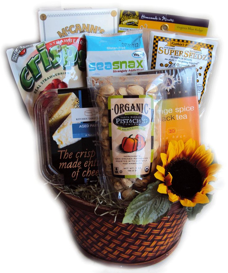 Gift baskets for diabetics lamoureph blog diabetic healthy birthday basket for her perfect gift the woman with diabetes negle Gallery