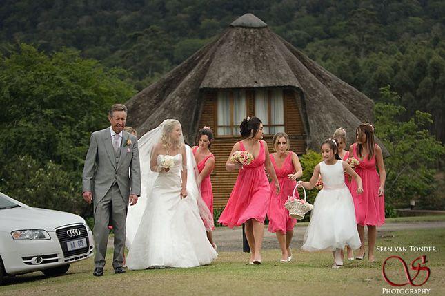 Weddings at Ingeli Forest Lodge.