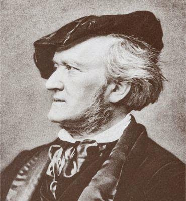 HISTORIA DE LA FOTOGRAFÍA (IV) Richard Wagner por Hanfstaengl http://anden-27.blogspot.com.es/2015/01/historia-de-la-fotografia-iv.html