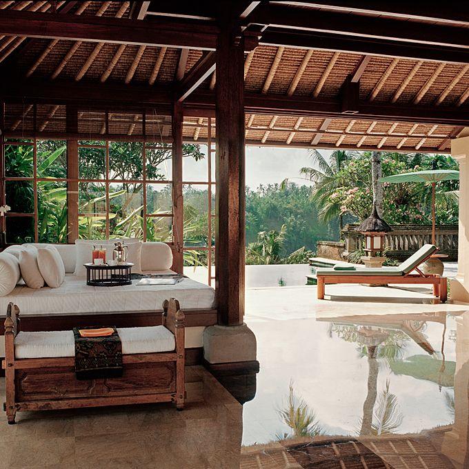Brides.com: The Best Honeymoon Resorts Around the World. Asia and Australia: Amandari, Bali, Indonesia  From $950; Amandari