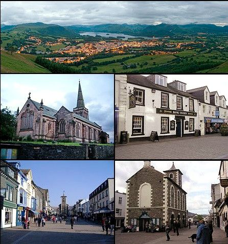 Keswick, Cumbria - Wikipedia