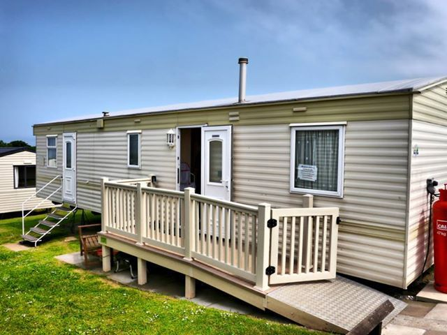 For Hire Caravan-With-Wheelchair-Access Reighton Sands