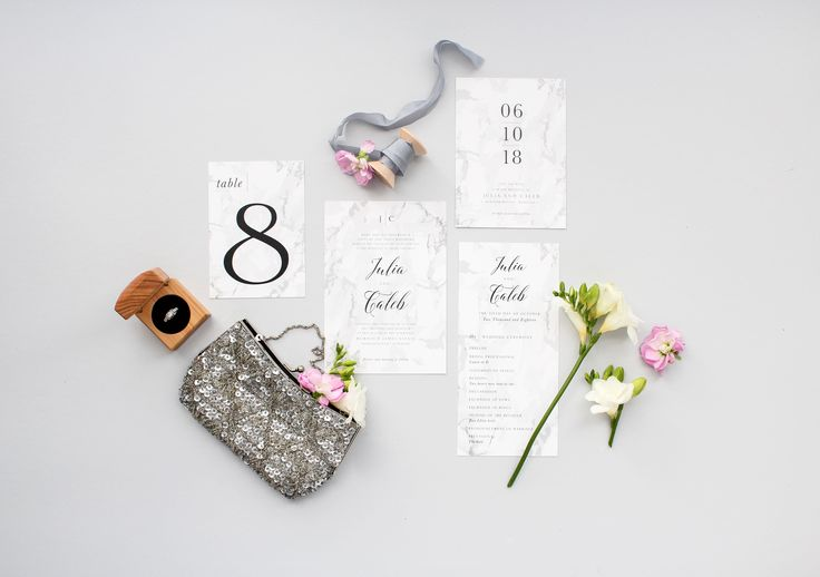 Flat lay love! Introducing 'Marvellous Marble' from my Ready to Order Collection. Wedding and event stationery design studio. Based in NZ, shipping worldwide.