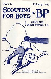 Robert Baden-Powell, 1st Baron Baden-Powell - Wikipedia, the free encyclopedia Founder of the Boy Scout Movement