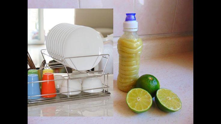 Jabon liquido para lavar platos o lavabajillas remedios - Formula para hacer jabon casero ...