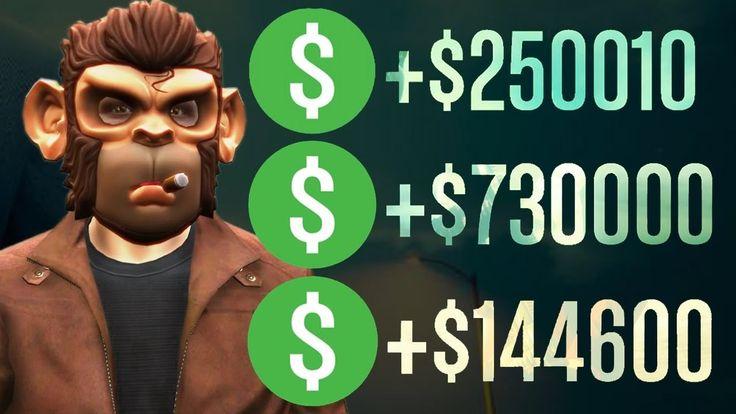 GTA 5 ONLINE - BEST WAY TO MAKE MONEY ONLINE! MAKE MILLIONS FAST & EASY (GTA 5 Money Tricks) - WATCH VIDEO here -> http://makeextramoneyonline.org/gta-5-online-best-way-to-make-money-online-make-millions-fast-easy-gta-5-money-tricks/ -    GTA 5 Online Best Ways To Make Money Fast & Easy! Like & Subscribe for more GTA 5 Videos! Twitter: Facebook: YouTube: My Custom PC Specs: DinoPC:  Thumbnail credit: