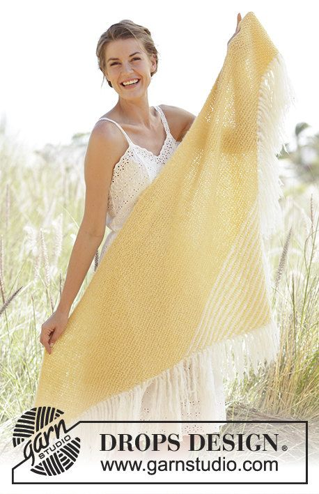 knit shawl, soft shawl, featherweight shawl, fringe shawl, wool wrap MADE TO ORDER