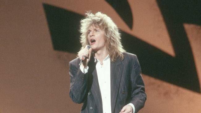 """Tommy Nilsson vann Melodifestivalen 1989 med """"En dag"""". Björn Edergren/SVT Bild"""