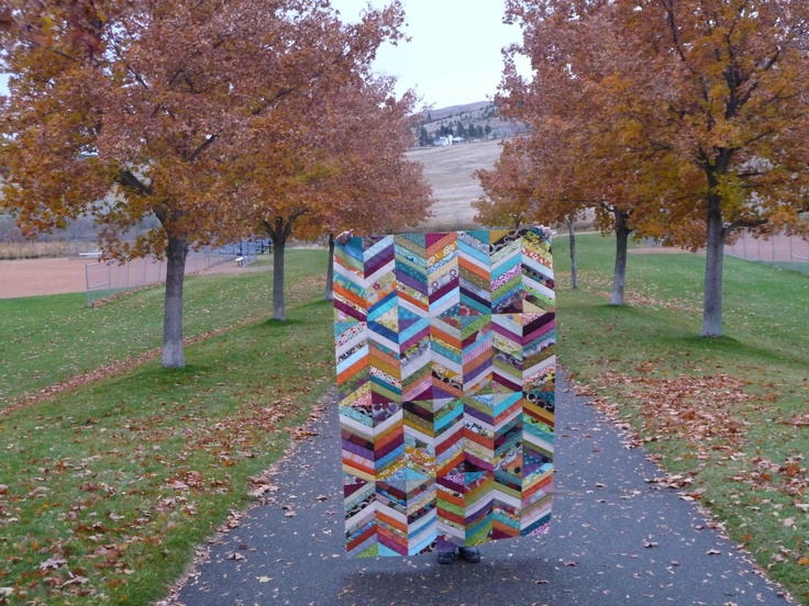 Glorious Fall quilt