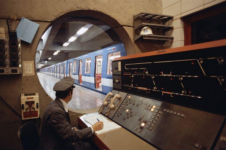 Ces 20 photos du métro de Montréal entre 1967 et aujourd'hui vont te couper le souffle | Narcity Montréal