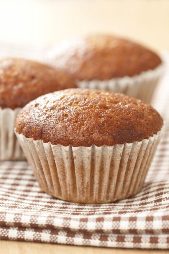 Muffin di albicocche, banane e mandorle     casadivita.despar.it