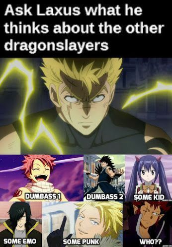 Image result for fairy tail memes | Abigail