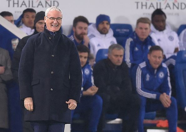 Leicester boss Claudio Ranieri likens Foxes to Forrest Gump