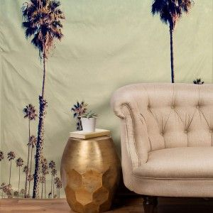 California Palm Trees Tapestry - Tapestries - Wall - Decor