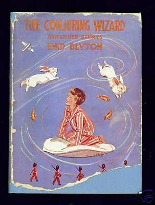 ''The Conjuring Wizard'' by Enid Blyton 1956. Illustrated by Eileen Soper | eBay
